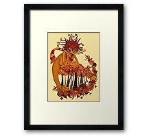 Autumn Spirit Framed Print