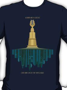 Bioshock Faux Movie Poster T-Shirt