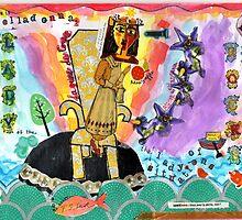 Belladonna, Lady of the Rocks by MissBehaving