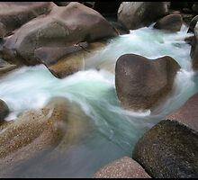 Babinda Boulders by Ben Messina