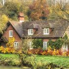 Cottage of colours` by Southernlass