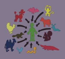 THE FOOD CHAIN Kids Clothes