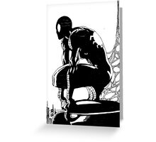The Amazing Spider-Man Greeting Card