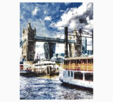 Tower Bridge and the Elizabethan Kids Clothes