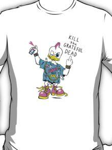 Kill the grateful dead. Rare tee worn by Kurt. T-Shirt