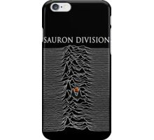 Sauron Division iPhone Case/Skin