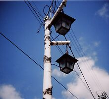 street light by dydydada