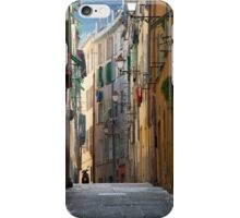 French Solitude iPhone Case/Skin