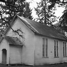 Great grandmas church by carpenter777