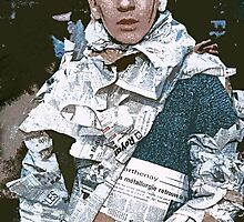c : Man In newspapers ! collector  1997  1  (c)(h) by Olao-Olavia / Okaio Créations by okaio caillaud olivier