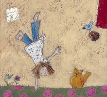 Acrobatics I by Tine  Wiggens