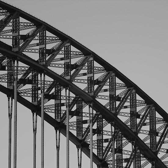 Details (Sydney Harbour Bridge) by Graham Lea