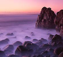Burleigh Heads - Gold Coast by Ben Messina