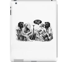 They call it BASS iPad Case/Skin