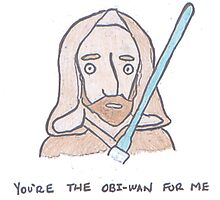 may the love be with you by MollyAlanah