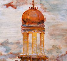 The Library of Congress Lantern by Edward Huse