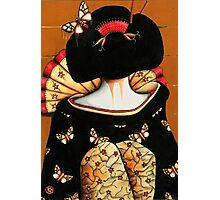 Geisha Girl Prints Photographic Print