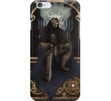 Art Nouveau Thorin Oakenshield iPhone Case/Skin