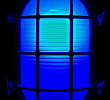 Blue Light by Deborah V Townsend