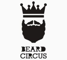 Beard Circus Logo BLK by BeardCircus