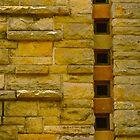 Clock Tower Wall by Deborah V Townsend