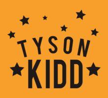 Tyson Kidd - Superstar by Drake Dean