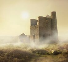 Foggy morning in Cornwall by JBlaminsky