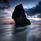 Railay Sundown by Robert Mullner