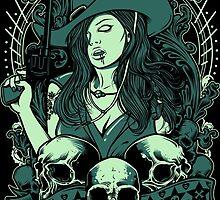 Cowgirl by Crab-Metalitees
