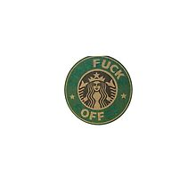 F*** Off Starbucks Mug and Travel Mug by casmau