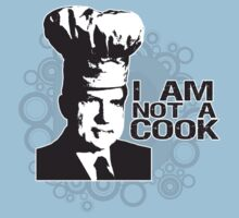 I Am Not A Cook by Ross Robinson