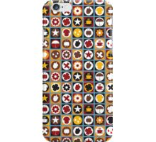 Retro autumn pattern No.321457 iPhone Case/Skin