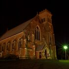 Church at Night by Biggzie
