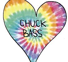 I Heart Chuck Bass - Gossip Girl by alexavec