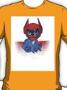Stitch ft. Baymax T-Shirt
