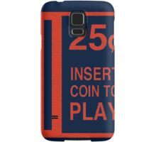 Coin-Op T-shirt Samsung Galaxy Case/Skin