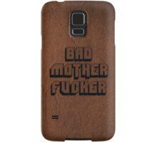 BAD MOTHERFU**ER Samsung Galaxy Case/Skin