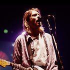 Kurt Cobain - Rock God by rikovski