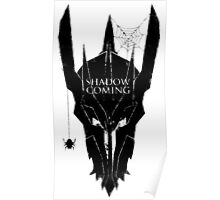 Shadow is coming Poster