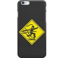 Warning: Cthulhu iPhone Case/Skin