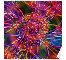 abstract one Poster