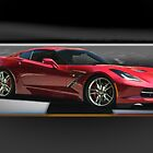 2014 Chevrolet Corvette 'Showroom' by DaveKoontz