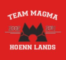 Team Magma by Roes Pha