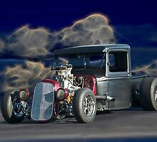 Righteous Rat Rod by DaveKoontz
