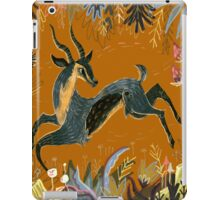 Gazelle iPad Case/Skin