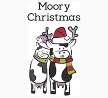 Moory Christmas Kids Clothes