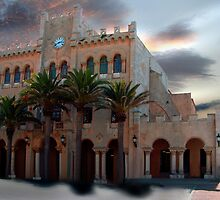 Ciutadella Town Hall II - reworked by Tom Gomez