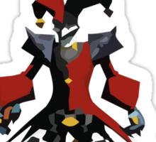 Shaco the demon jester Sticker