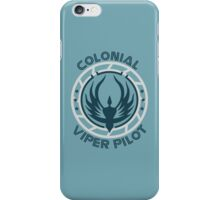 Colonial Viper Pilot iPhone Case/Skin