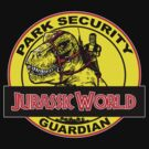 Jurassic Wolrd Guardian by AndreusD